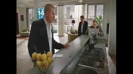!! Prison Break Сезон 4 Епизод 18 Част 1 (bg Subs) !!