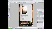 Как Да Си Направим Светещи Очи С Photoshop