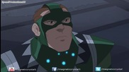 Ultimate Spiderman S2e24 Sandman Returns