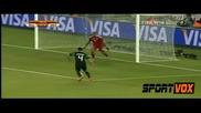 Южна Африка - Мексико 1 - 1 (група А)