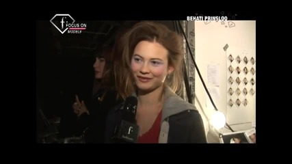 fashiontv Ftv.com - Model talk Behati Prinsloo