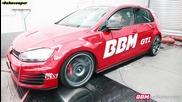 Vw Golf mk7 Gti by Bbm Motorsport