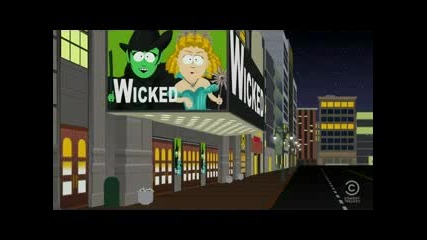 South Park - Broadway Bro Down - S15 Ep11