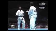 8th Shin / Kyokushin World Championships Tokyo 2003 Soko vs Tsukamoto
