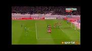 11.3.2010 Панатинайкос - Стандарт Лиеж 1 - 3 Ле 1/8 финал
