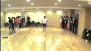 [бг превод] Psy - Gangnam Style Dance Practice