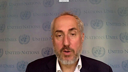 UN: US begins formal withdrawal from WHO - Secretary General spox.