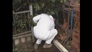 Как да издигнем зид от стандартни тухли - www.megahome.bg - Част Ii