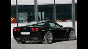 Corvette Z06 and Zr1