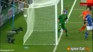 Холандия сензационно изхвърли считания за фаворит на Мондиала Бразилия - 2:1