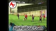 Chanturia ya golea con el Fc Barcelona / Hq