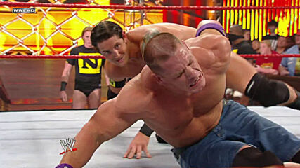 John Cena vs. Wade Barrett: WWE Hell in a Cell 2010 (Full Match)