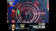 Music Idol 3 Концерт на застрашените 26.05.09 - Боян Стойков