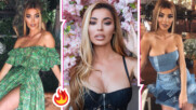 Нова ера за Мегз: Дизайнерката показа женствени форми в Instagram и предизвика вълна от възхищение