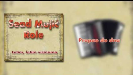 Sead Mujic Role - Propao do dna - (Audio 2009)