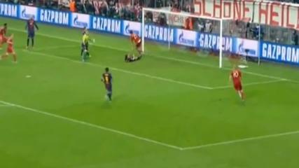 Fc Bayern Munich 4 - 0 Fc Barcelona [23_4_2013]