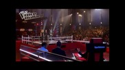 The Voice of Holland The Battle - Ben Saunders Vs Yvette Keijzers
