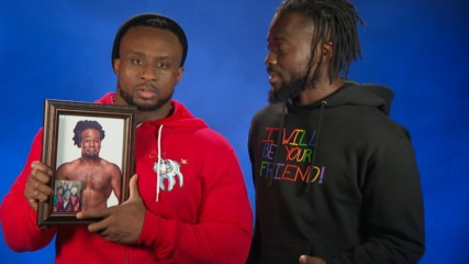 The New Day are ready to represent SmackDown at Survivor Series