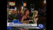 Music Idol2 - Невена Теодор И Др - Те Айдали