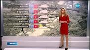 Прогноза за времето (01.12.2015 - централна)