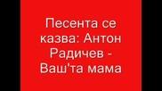 Антон Радичев - Ваш'та Мама