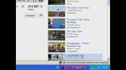Flashgot - видео от Youtube