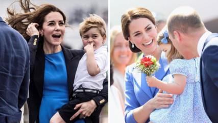 Кейт Мидълтън с изповед: Какво е да си майка със синя кръв?