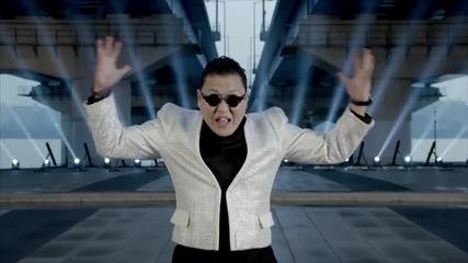 Psy - Gentleman M_v