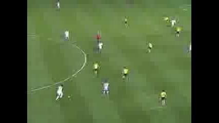 Tottenham - Braga Uefa Cup Berbatov Show
