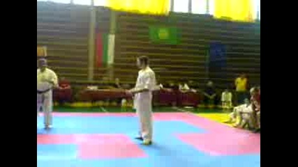 Среща В Шумен Shinkyokushin Karate