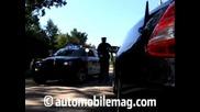 Dodge Charger Police Car Burnouts