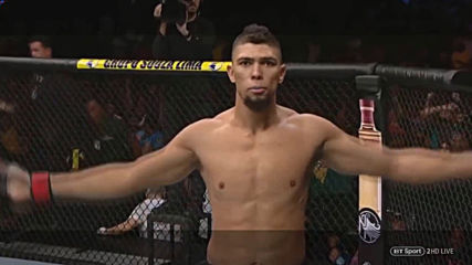 Johnny Walker vs Justin Ledet Ufc Fight Night 144 - Highlights