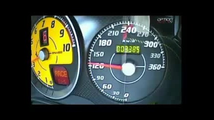 330 kmh Ferrari F430