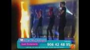 Eurovision 2002 Rosa, David Bisbal Y David Bustamante