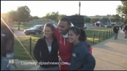 Chris Brown се сближава с Rihanna
