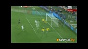 Worl Cup 2010 Бразилия - Чили 3:0 (1/8 финали)