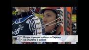 Втора поредна победа за Хиршер на слалома в Загреб