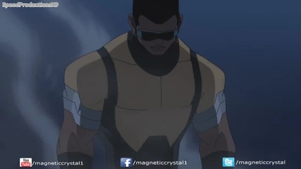 Ultimate Spiderman S2e21 Blade and the Howling Commandos, Part 1