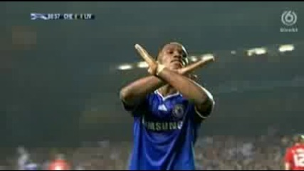 Chelsea Fc 4 - 4 Liverpool Fc - Frank Lampard - Hq.flv