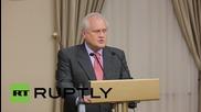 "Ukraine: ""Demining in E.Ukraine is number one priority""- OSCE"