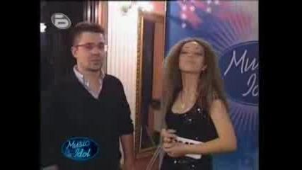 Musuc Idol 2 - Момичето, Което Заслужаваше да продължи - Антония