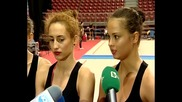 Ананиева и гимнастичките мечтаят за ново злато в София