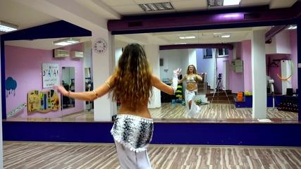 Belly Dance с Деси в Смарт Студио Камато, Пловдив