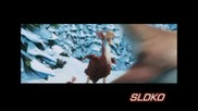 [trailer] Смях до скасване с Ice Age - Dawn of the Dinosaurs 3 (2009)