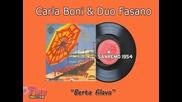 Sanremo 1954 - Carla Boni & Duo Fasano - Berta filava