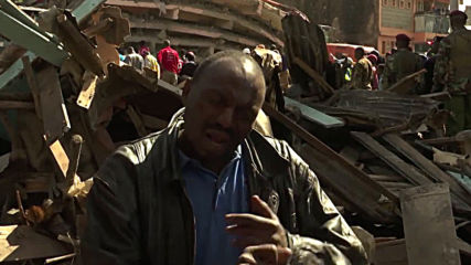 Kenya: Rescue operation underway after deadly building collapse in Nairobi