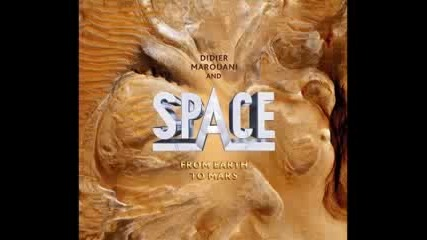 Didier Marouani and Space - Fishing The Stars