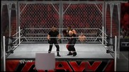 Wwe 2k14 Gameplay Част 6 Steel Cage Match The Shield vs Triple H and Kane