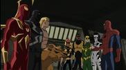 Ultimate Spider-man: Web-warriors - 3x08 - New Warriors
