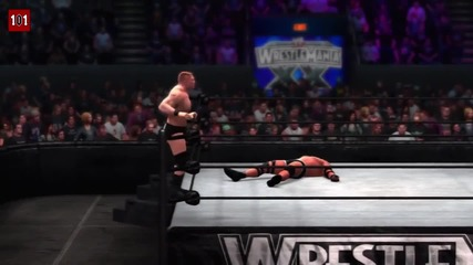 Brock Lesnar's Signature Moves - Wwe 2k14 Top 10
